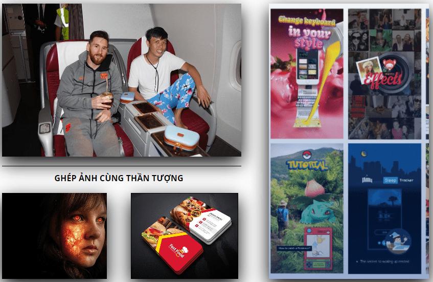 Giảm 80% Combo Photoshop cùng Huy Quần Hoa